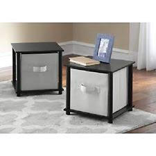 End Table Storage Small Side Table Ebay