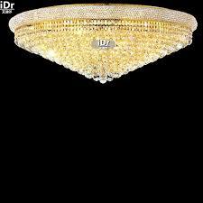 gold flush mount light gold ceiling lights modern flush mount crystal l bedroom l