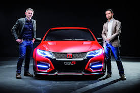 honda small car concept wallpaper honda u0027s thinly veiled civic type r concept looks even better in