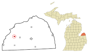 List Of Cities Villages And Townships In Michigan Wikipedia by Pigeon Michigan Wikipedia