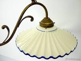 ladari stile antico ladario 2 ceramica l2r2011 fd bolletta lade
