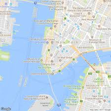 downtown manhattan map lower manhattan the official guide to york city