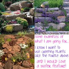 jessicandesigns rock garden
