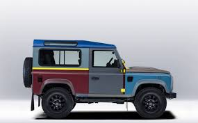 custom land rover defender design legend paul smith made this custom land rover defender airows