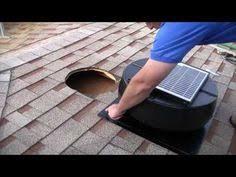 solar attic fans questions