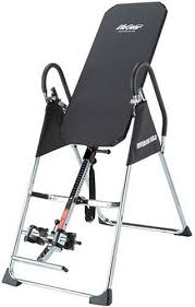 max performance inversion table inversion table