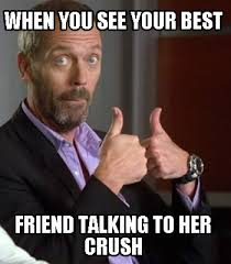 Best Meme Generator - meme creator when you see your best friend talking to her crush