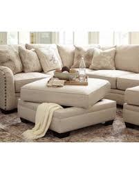 fall sale ashley furniture luxora bisque finish fabric