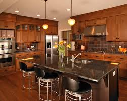medium oak cabinets with granite countertops remodel ideas best 25