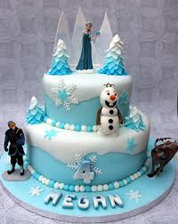 frozen birthday cake elsa and olaf frozen birthday cake personalised cakes for
