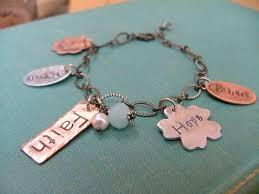 Custom Stamped Jewelry Custom Stamped Bracelets U2013 Mybella Marketplace