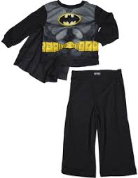 batman boys sleeve batman pajamas black toddler boy
