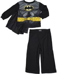 batman boys sleeve batman pajamas black toddler boy