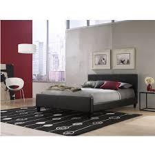 Modern Platform Bed Queen Modern Beds Edinburgh Platform Bed Eurway Furniture