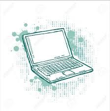 laptop drawing u2013 images free download