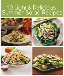 10 light u0026 delicious salad ideas with tyson grilled u0026 ready chicken