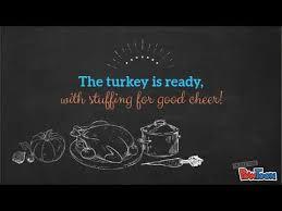 thanksgiving brief history