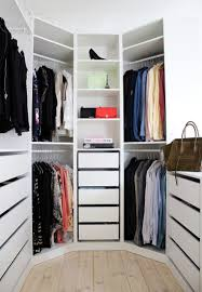 ikea pax system used for a walk in closet closet pinterest