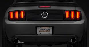 2010 s550 tail lights new product alert vector tail lights for 05 09 mustangs