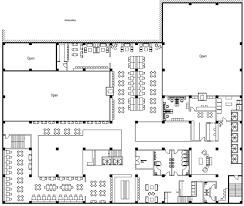 preliminary floorplans nouveau cinema and hotel