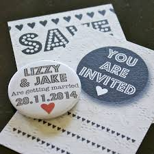 Creative Save The Dates Save The Date With Style And Intrigue Mywedstyle Com