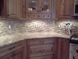 kitchen backsplash stone interior design