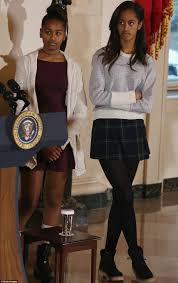 do bored daughters get a pardon and malia can t