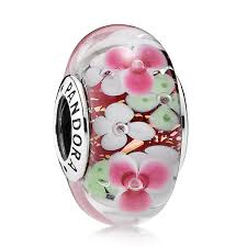 pandora bracelet murano beads images Pandora murano glass charms elisa ilana