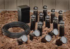 Led Landscape Light Wonderful Low Voltage Landscape Lighting Sets 5 Low Voltage