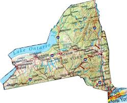 map of new york ny map of new york ny state map