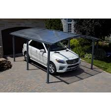 acay all season carport with gutter click to zoom