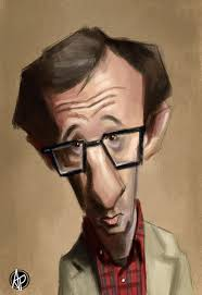 111 best woody allen caricature collection images on pinterest