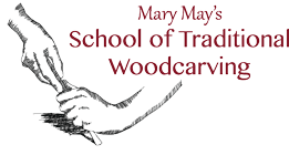 Wood Carving For Beginners Courses by Mary May U0027s Of Traditional Woodcarving U2013 Video Lessons From