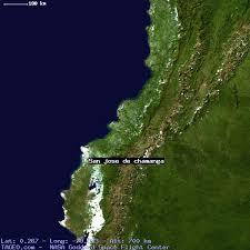 san jose ecuador map san jose de chamanga esmeraldas ecuador geography population map