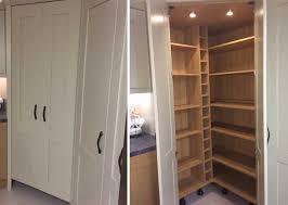do you sell walk in kitchen corner larder units diy kitchens