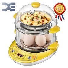 220v kitchen appliances egg boiler steamed egg eggs roll stainless steel kitchen
