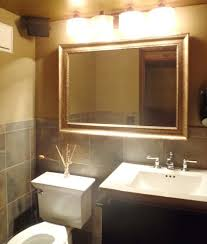 framed mirrors creative mirror u0026 shower
