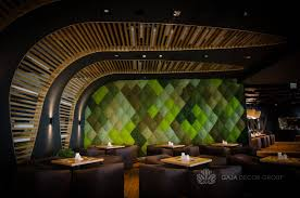 green walls gaja decor group