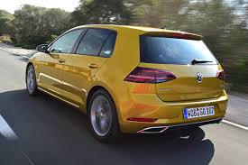 new vw golf to trade diesel for hybrid in 2018 auto express