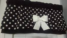 Black And White Polka Dot Valance Polka Dot Curtains Ebay