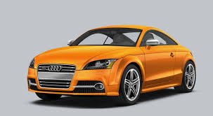 audi orange color ten yellow cars we re not embarrassed to winding road