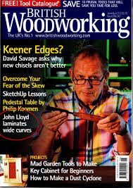 Traditional Woodworking Magazine Uk by Projects Curvomatic