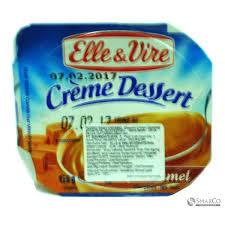 Sabun Vire detil produk vire dessert caramel dairy pudding cup 125 ml
