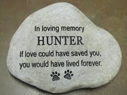 engraved memorial stones pet memorial stones engraved ameliequeen style personalized