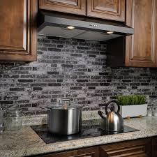 kitchen granite countertop design with under cabinet range hood