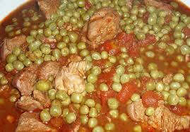 cuisiner les petits pois ragoût de petits pois frais la cuisine de