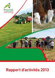 chambre d agriculture 01 calaméo chambre d agriculture de l ain rapport d activité 2013