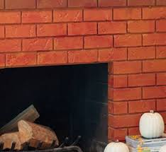 modern rustic update to fireplace paint and wall behr