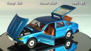 land rover corgi rover 3500 corgi 338 1980 83 youtube