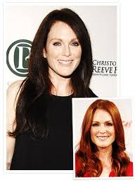 julie ann moore s hair color hair styles 2011 julianne moore darker hair instyle com